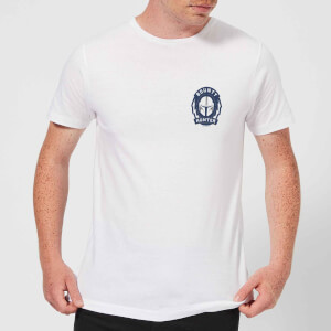 Camiseta The Mandalorian Bounty Hunter - Hombre - Blanco