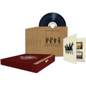 "Mumford & Sons - Sigh No More Limited Edition 7"" Collectors Box Set"