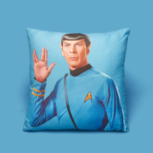 Spock Square Cushion