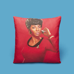 Uhura Square Cushion