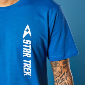 Star Trek - T-shirt Medic - Bleu - Unisexe