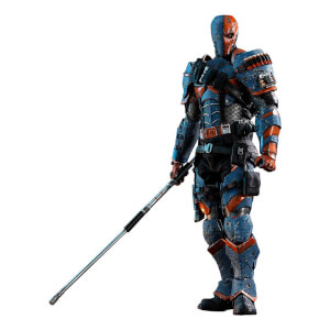 Hot Toys DC Comics Batman Arkham Origins Videogame Masterpiece Action Figure 1/6 Deathstroke 32 cm