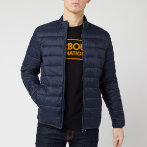Barbour International Men's Reed Quilt Jacket - Navy