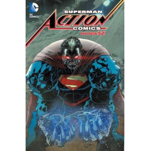 DC Comics Superman Action Comics Vol 06 Superdoom Hard Cover