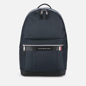 Tommy Hilfiger Men's Elevated Nylon Backpack - Sky Captain