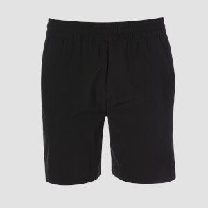 Woven Training Shorts - Schwarz