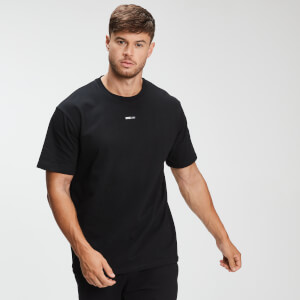 MP Herren Rest Day T-Shirt - Schwarz
