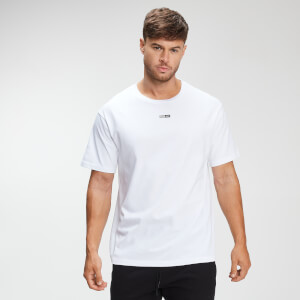 MP Herren Rest Day T-Shirt - Weiß