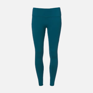 Power Mesh Leggings - Deep Lake