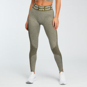 MP Damen Curve Leggings - Brindle