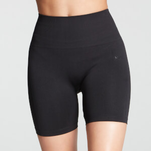 Shape Seamless Ultra Cycling Shorts - Schwarz