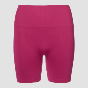 MP Women's Shape Seamless Ultra Cycling Shorts - Crushed Berry