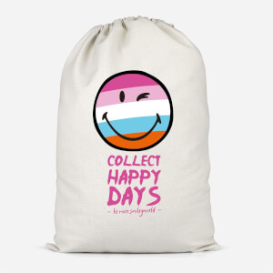 Collect Happy Days Storage Bags Cotton Storage Bag