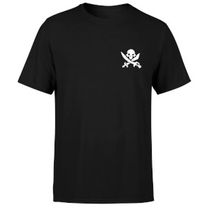 Sea of Thieves Cutlass Embroidery T-Shirt - Black