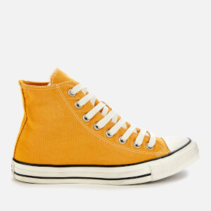 Converse Men's Chuck Taylor All Star Hi-Top Trainers - Sunflower Gold/Egret/Black