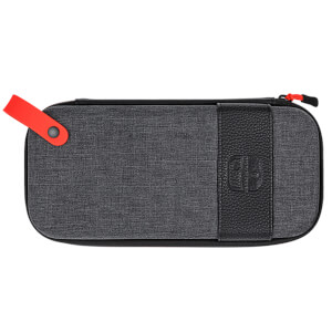 Nintendo Switch Hard Pouch - Deluxe Elite Edition
