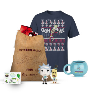 Rick and Morty Officially Licensed Christmas Bundle