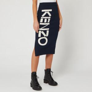 KENZO Women's Kenzo Sport Tube Skirt - Midnight Blue