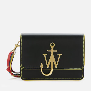 JW Anderson Women's Anchor Braided Logo Bag - Black