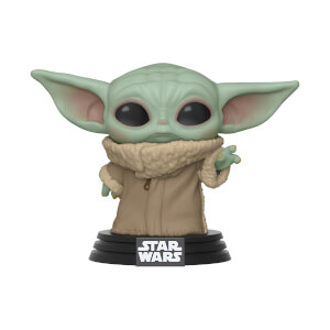 Star Wars The Mandalorian - Baby Yoda Pop! Vinyl Figur