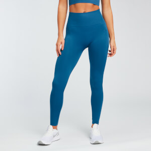 Bezszwowe Legginsy Shape Ultra - Pilot Blue