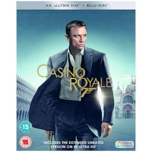 Casino Royale - 4K Ultra HD (Includes 2D Blu-ray)