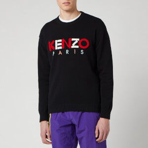 KENZO Men's Paris Jumper - Black
