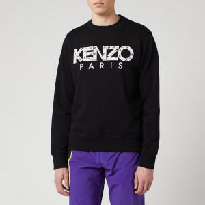 KENZO Men's Classic Paris Sweatshirt - Black
