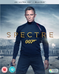 Spectre - 4K Ultra HD (Includes 2D Blu-ray)