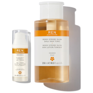 REN Ultra-Glow, Resurfacing and Brightening Duo