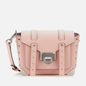 MICHAEL MICHAEL KORS Women's Manhattan Small Messenger Bag - Smokey Rose