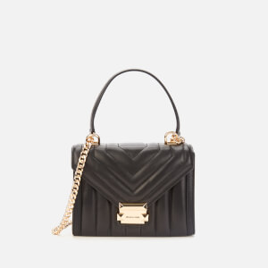 MICHAEL MICHAEL KORS Women's Whitney Small Shoulder Bag - Black