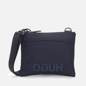 HUGO Men's Record Mini Bag - Navy