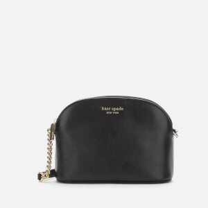 Kate Spade New York Women's Spencer Small Dome Crossbody Bag - Black