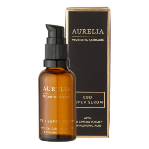 Aurelia Probiotic Skincare CBD Super Serum 30ml