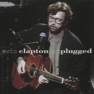 Eric Clapton - Unplugged LP