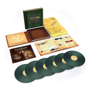 The Lord Of The Rings: The Return Of The King - The Complete Recordings LP Set