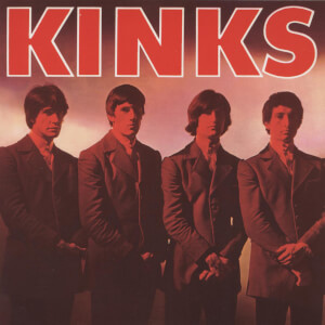 The Kinks - Kinks LP