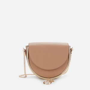 See By Chloé Women's Mara Shoulder Bag - Coconut Brown