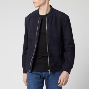 HUGO Men's Laures Jacket - Dark Blue
