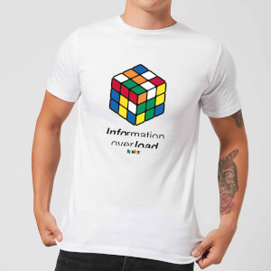 Information Overload Men's T-Shirt - White