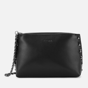 Ted Baker Women's Jemira Bow Stud Clutch Bag -Black