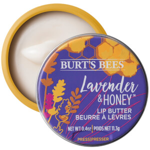 Lip Butter with Lavender and Honey