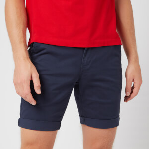 Tommy Jeans Men's Essential Chino Shorts - Black Iris