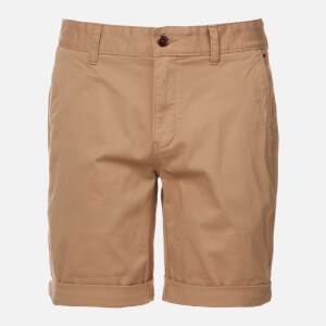 Tommy Jeans Men's Essential Chino Shorts - Classic Khaki