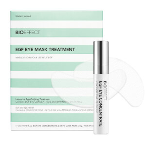 BIOEFFECT EGF Eye Mask Treatment 3ml (Includes 8 Patches)
