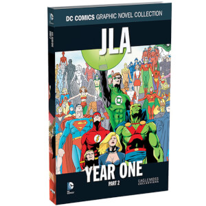 DC Comics Graphic Novel Collection - Justice League of America: Year One Part 2 - Volume 8