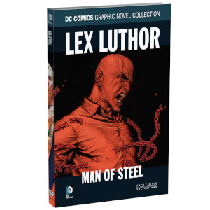 DC Comics Graphic Novel Collection - Lex Luthor: Man of Steel - Volume 12