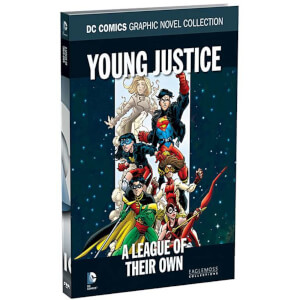 DC Comics Graphic Novel Collection - Young Justice: A League of Their Own - Volume 35