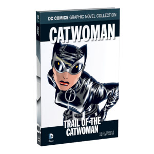 DC Comics Graphic Novel Collection - Catwoman: The Trail of Catwoman - Volume 36